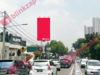sewa media Billboard Billboard A-075 KOTA JAKARTA SELATAN Street
