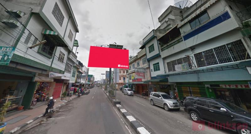 Sewa Billboard - Billboard 231. Jl. Jendral Ahmad Yani - B - Kota Tebing Tinggi - kota tebing tinggi