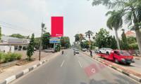 sewa media Billboard Billboard Jl. Metro Pondok Indah SPBU PD Indah (Ex OCBC NISP) arah menuju Pondok Indah Mall  KOTA JAKARTA SELATAN Street