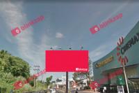 sewa media Billboard Billboard JL A A MARAMIS DEPAN LIPPO DKT SPBU (B) KOTA MANADO Street
