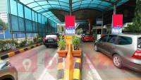 sewa media Videotron / LED LED Toll Gate - Pulomas KOTA JAKARTA PUSAT Street