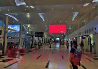 sewa media Neon Box Neon Box Front of Boarding Lounge Gate 7-8 Kualanamu International  Airport A KABUPATEN DELI SERDANG Airport