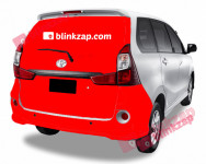 sewa media Vehicle Branding Car Branding - Sticker Full Back Bandung KOTA JAKARTA SELATAN Other
