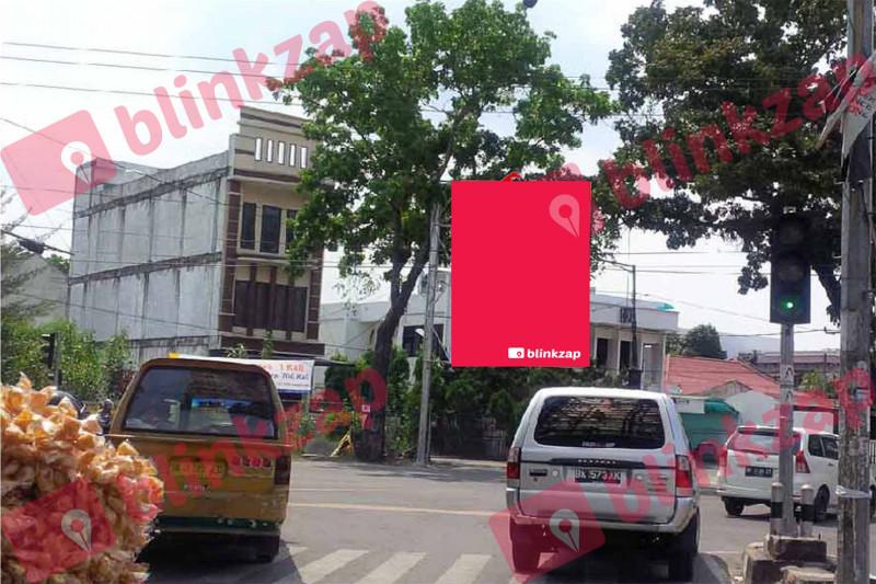 Sewa Billboard - Baliho Mongonsidi Simp Jl Pattimura - kota medan