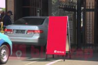 sewa media Banner Trans Studio Mall - A-Board  KOTA BANDUNG Mall