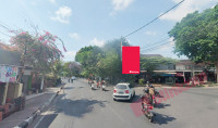 Baliho Jl. Hayam Wuruk - Denpasar