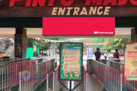 sewa media Digital Signage LED DISPLAY JUNGLELAND A  KABUPATEN BOGOR Other