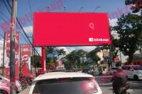 sewa media Billboard CHFIAM KOTA MEDAN Street