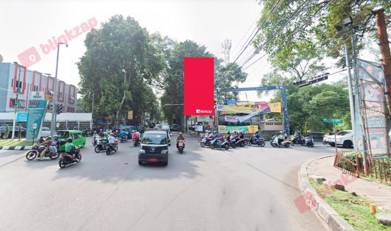 Sewa Billboard - Billboard Jl. Dr. Semeru (Seberang RSUD) Kota Bogor - kota bogor