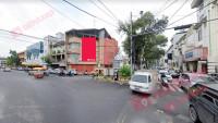 sewa media Billboard Billboard Jl.Palang Merah sudut Jl.Pemuda KOTA MEDAN Street