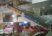 sewa media Sticker Eskalator & Travelator Thamrin KOTA JAKARTA PUSAT Mall