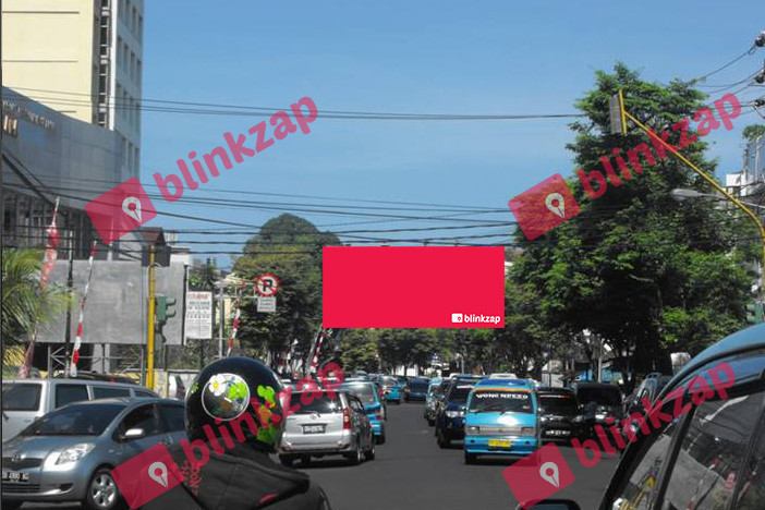 Sewa Billboard - Billboard Jalan Sudirman Dpn Hotel Swissbell (A) - kota manado