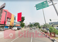 sewa media Billboard Billboard JL.Paus Rawamangun - Jakarta Timur A KOTA JAKARTA TIMUR Street