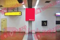 Neon Box Central Corridore Terminal 2F Arrival