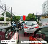 sewa media Billboard BIllboard Kemang Raya (lampu merah prapanca) KOTA JAKARTA SELATAN Street
