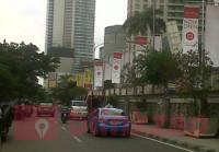 sewa media Banner Umbul-Umbul Thamrin KOTA JAKARTA PUSAT Street