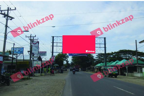 Sewa Billboard - Jl. Raya Medan - Pematang Siantar   - kabupaten serdang bedagai