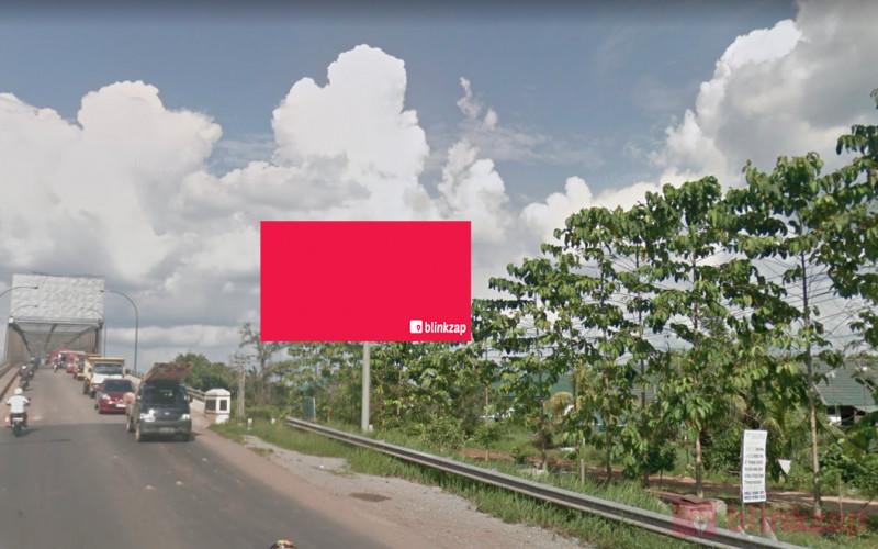 Sewa Billboard - Billboard Jl. Naik Jembatan Kapuas 2 Arah Dari Jl. M. Alianyang Kab. Kubu Raya - Kalbar D - kabupaten kubu raya