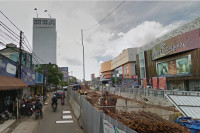 sewa media Billboard JST2-139 KOTA JAKARTA SELATAN Street