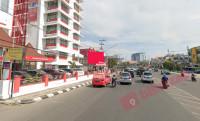 sewa media Videotron / LED LED Telkom Palembang KOTA PALEMBANG Street