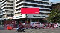 sewa media Videotron / LED LED Skyline Building B KOTA JAKARTA PUSAT Street