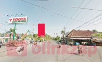 sewa media Billboard Billboard JL. AR Hakim Tegal (Yogya Swalayan ) (A) KOTA TEGAL Street