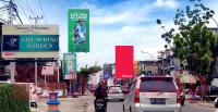 sewa media Billboard Billboard JL.Riau Simpang Nisap Pekanbaru KOTA PEKANBARU Street