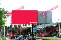 sewa media Billboard Billboard WENANG GOLF  KOTA MANADO Street