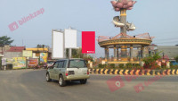 Billboard Jl. Sultan Bundaran Tugu Patin - Pematang Reba Kab. Indragiri Hulu, Riau, Indonesia