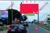 sewa media Billboard Bando Jl. Bandara SIM Lambaro Aceh Besar KABUPATEN ACEH BESAR Street