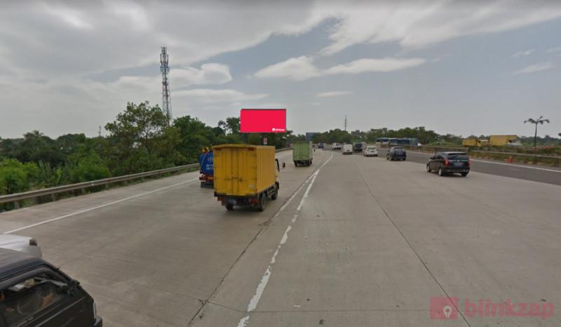 Sewa Billboard - Billboard GERBANG TOL CIMANGGIS - kota depok