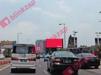 Videotron LED LOT 6 SCBD Jakarta