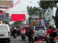 sewa media Billboard Jl. SM. Raja Simp. Pelangi  KOTA MEDAN Street
