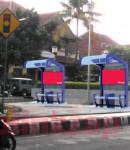 sewa media Videotron / LED LED Taman Pramuka KOTA BANDUNG Street