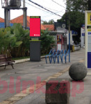 sewa media Videotron / LED LED Pedestrian Jl.RE.Martadinata KOTA BANDUNG Street
