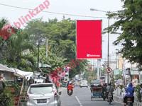 sewa media Billboard 189 A Yani Sp Prof Dr Hamka T Tinggi KOTA TEBING TINGGI Street