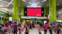 sewa media Videotron / LED VIDEOTRON LED Lokasi Stasiun Kereta Api Gambir KOTA JAKARTA PUSAT Building