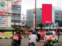 sewa media Billboard Semi Bil Gatsu Bundaran KOTA MEDAN Street