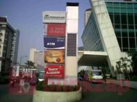 sewa media Neon Box Neon Box Ralling Grand Hall  KOTA JAKARTA PUSAT Street