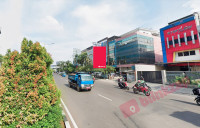 Billboard Putaran Jl. Mitra Sunter Boulevard, JAKUT