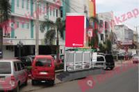 sewa media Billboard BDLTUHL10 KOTA BANDAR LAMPUNG Street