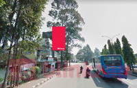sewa media Billboard Billboard Jl MH Thamrin sblm Showroom  Mitsubishi (Arah ke tangcity mall) KOTA TANGERANG Street