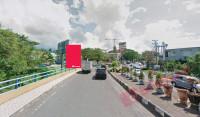 sewa media Billboard Billboard Jl. A A Maramis – Jembatan Kairagi B KOTA MANADO Street