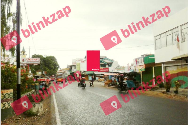 Sewa Billboard - Billboard BDLYSBL09, Jl. Yos Sudarso - Kota Bandar Lampung - kota bandar lampung
