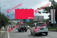 sewa media Billboard Billboard JL A A MARAMIS DEPAN GRAND KAWANUA (A) KOTA MANADO Street