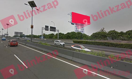 Sewa Billboard - BIllboard Jl Tol CTC Sedyatmo km 26+750BX - kota jakarta utara