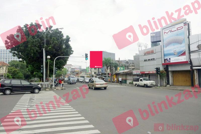 Sewa Billboard - Billboard JL.Abdul Muis B - kota jakarta pusat