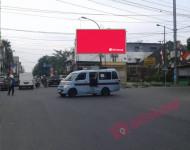 sewa media Billboard Billboard Jl. Thamrin Simp. Veteran KOTA MEDAN Street