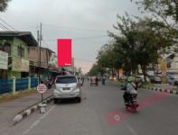 sewa media Billboard Billboard Jl. SM Raja (Toko Roti Winner) KOTA MEDAN Street