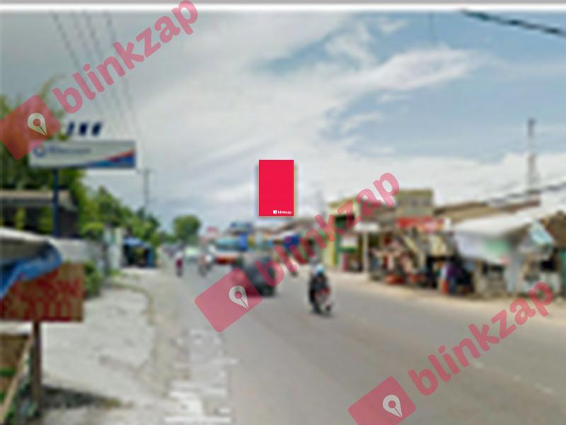 Sewa Billboard - DMK 026, Jl.Raya Mranggen ( Perumahan ) (A) - kabupaten demak